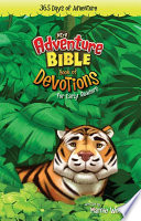 The Adventure Bible for NIrV  Book of Devotions for Early Readers