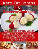 Keto Fat Bombs Desserts Cookbook
