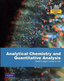 Analytical Chemistry and Quantitative Analysis