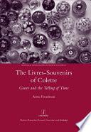 The Livres souvenirs of Colette