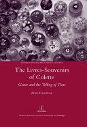 The Livres-souvenirs of Colette