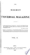 The Meerut Universal Magazine