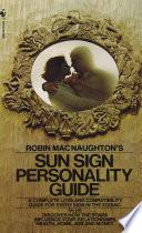 Robin Macnaughton S Sun Sign Personality Guide