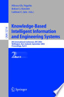Knowledge Based Intelligent Information and Engineering Systems 2