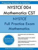 Nystce 004 Mathematics Cst