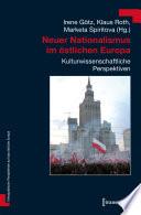 Neuer Nationalismus im östlichen Europa