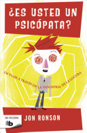 Es Usted Un Psicopata The Psychopath Test