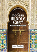 Peoples and Cultures of the Middle East  Preliminary Edition