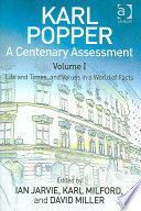 Karl Popper  A Centenary Assessment Volume I