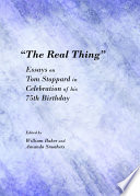 """""""The Real Thing"""""""