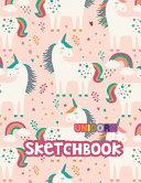 Unicorn Sketchbook