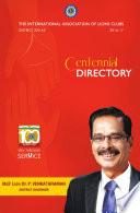 Lions 324A2 District Directory (2016-17) Pdf/ePub eBook