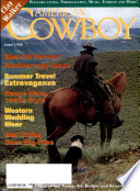 American Cowboy American Cowboy Covers All Aspects Of The Western