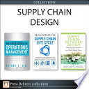 Supply Chain Design Collection  book