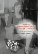 download ebook gender and representation in british 'golden age' crime fiction pdf epub