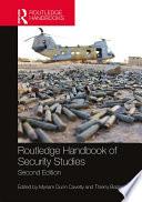 Routledge Handbook Of Security Studies book