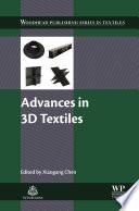 Advances in 3D Textiles