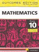 Mathematics for Grade Nine Outcomes Edition for Papua New Guinea