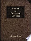 History Of Delaware