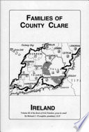 Families Of Co Clare Ireland book