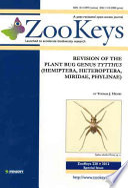 Revision of the Plant Bug Genus Tytthus (Hemiptera, Heteroptera, Miridae, Phylinae)
