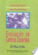 Evaluación de centros docentes (plan EVA)