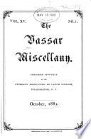 The Vassar Miscellany Book PDF