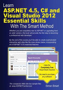 Learn ASP Net 4 5  C  and Visual Studio 2012 Essential Skills with the Smart Method