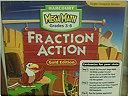 Eprod Math Mega Fraction Code Mega Math Fraction Action 30pk Grade 3 6 book