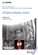 Aospine Masters Series Volume 10 Spinal Infections
