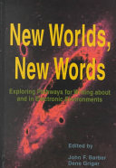 New Worlds, New Words