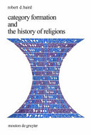 Category Formation And The History Of Religions book
