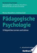 P  dagogische Psychologie