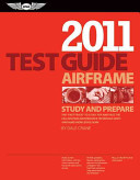 Airframe Test Guide 2011