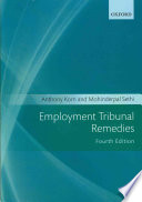 Employment Tribunal Remedies