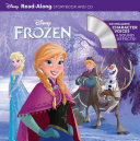 Frozen Read Along Storybook and CD
