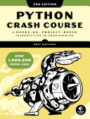 cover img of Python Crash Course
