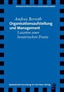 Organisationsaufstellung und Management