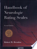 Handbook Of Neurologic Rating Scales 2nd Edition book