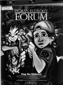 Human Ecology Forum