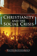 Christianity and the Social Crisis Book