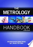 The Metrology Handbook  Second Edition