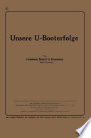 Unsere U-Booterfolge