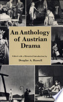 An Anthology of Austrian Drama