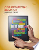 Organizational Behavior  Tools for Success