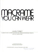 Macramé You Can Wear