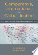 Comparative  International  and Global Justice