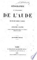 Géographie de département de l'Aude