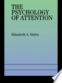 The Psychology of Attention Pdf/ePub eBook
