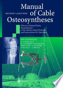 Manual of Cable Osteosyntheses